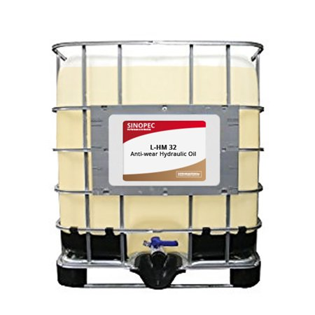 AW 32 Hydraulic Oil Fluid (ISO VG 32, SAE 10W) - 275 Gallon IBC Tote