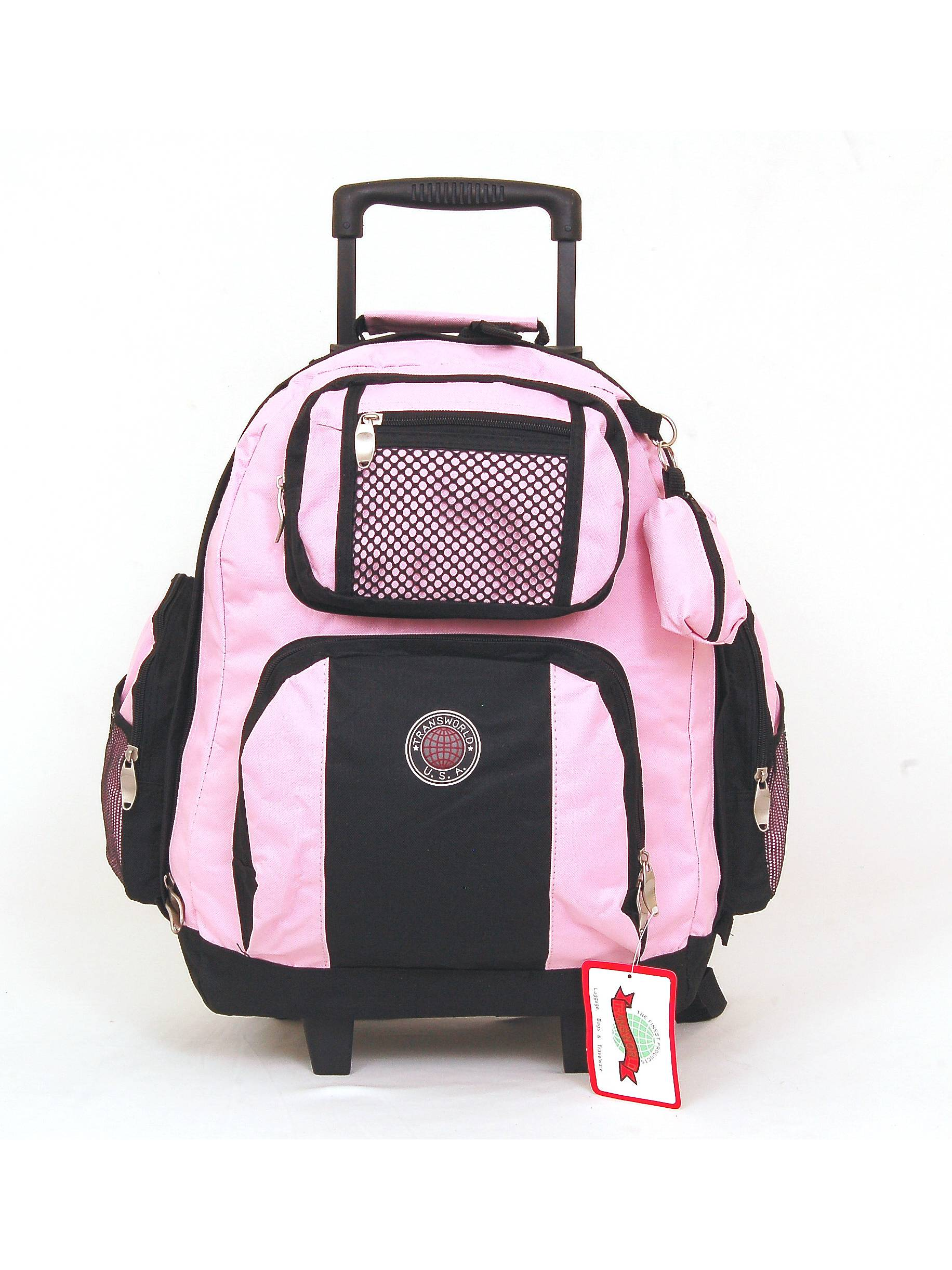 TW - 18\' Wheeled Backpack Roomy Rolling
