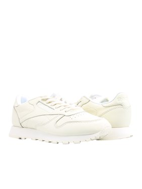3c1d714bbe0 Product Image Reebok Classic Leather Pastels Washed Yellow White Women s  Running Shoes BD2772
