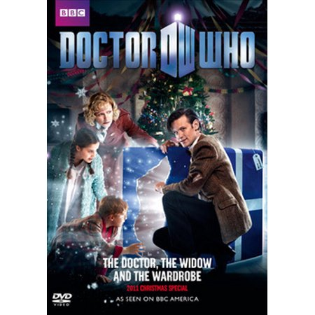 Dr. Who: The Doctor, the Widow and the Wardrobe, 2011 Christmas Special (DVD) ()