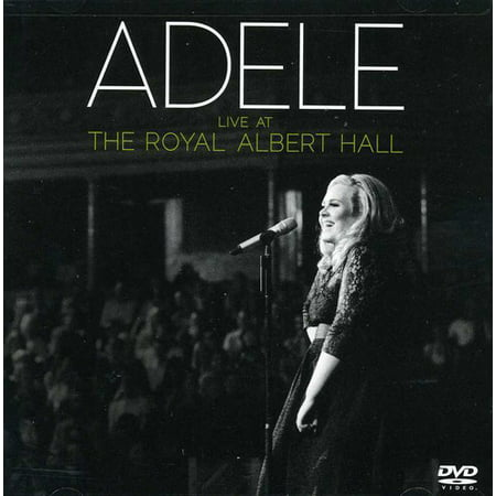 Adele   Live At The Royal Albert Hall  Dvd Cd