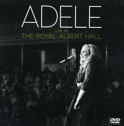 Adele - Live At The Royal Albert Hall (DVD/CD)