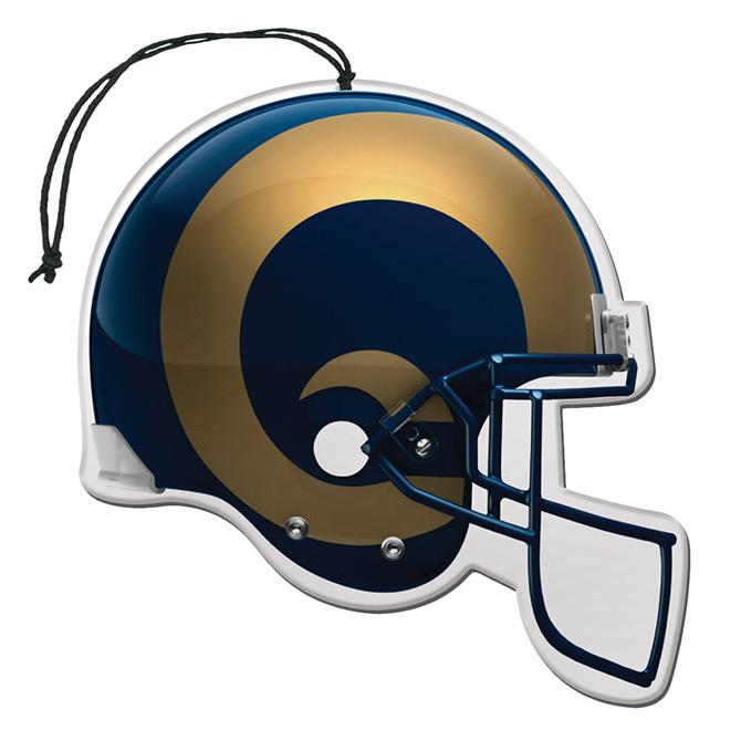 Team ProMark Los Angeles Rams Air Freshener 3pk - AFNF28