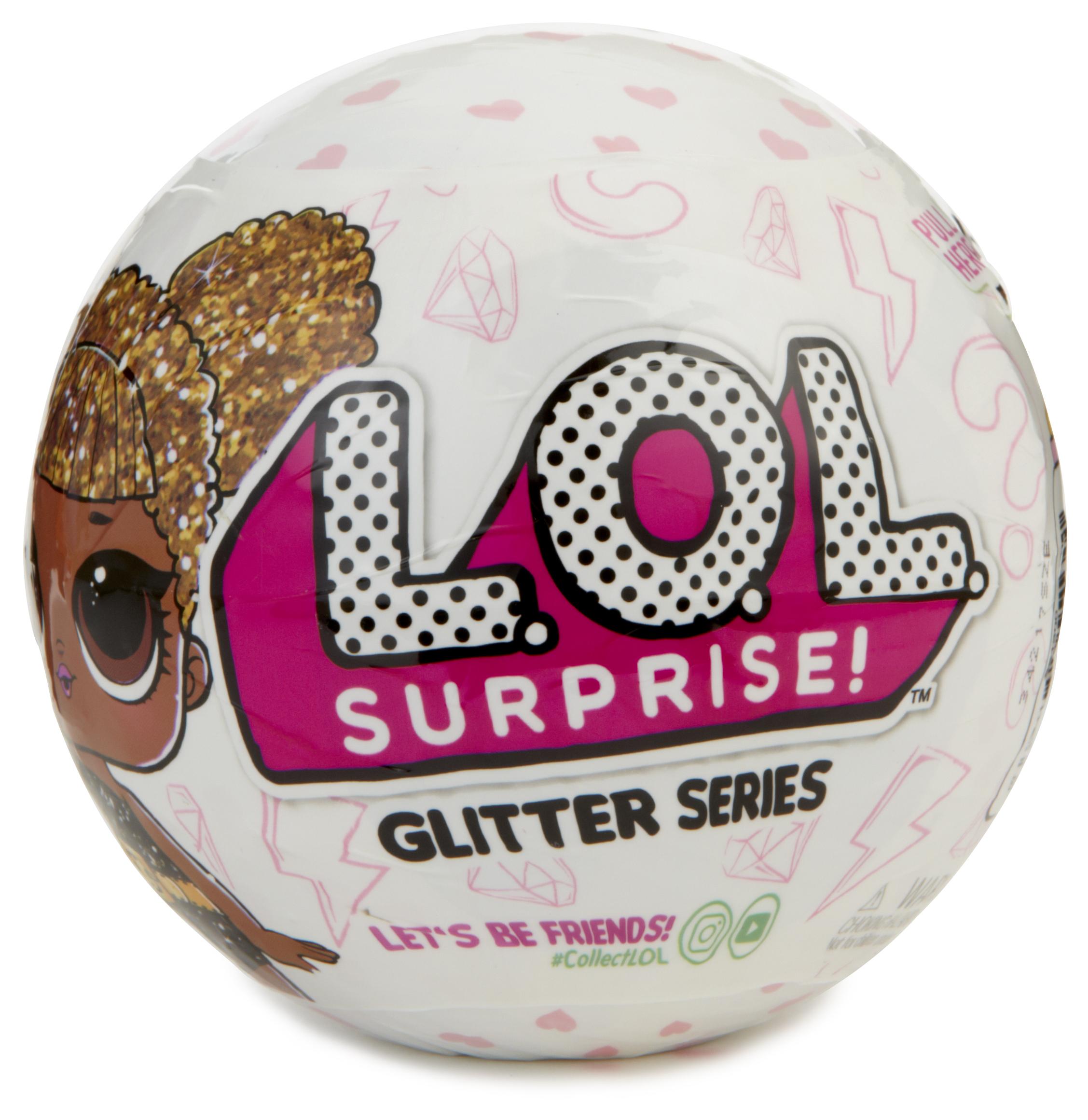 L.O.L. Surprise Tots Ball- Glitter