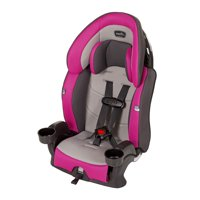 Evenflo Chase Plus Booster Car Seat, Geneva