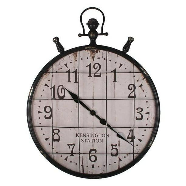 Tx Usa Corporation Home Decorative Wall Clock Walmart Com Walmart Com