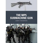 The MP5 Submachine Gun - eBook