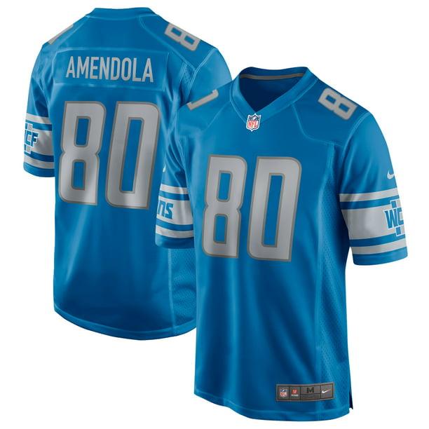 Danny Amendola Detroit Lions Nike Game Jersey - Blue