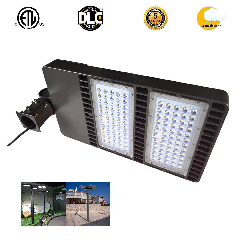 Ainfox Outdoor Photocell Sensor Parking Lot Light AC 90