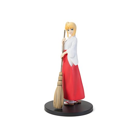 Fate Hollow Ataraxia Saber - Fate/Hollow Ataraxia Miko Clothing Ver. Saber PVC Figure
