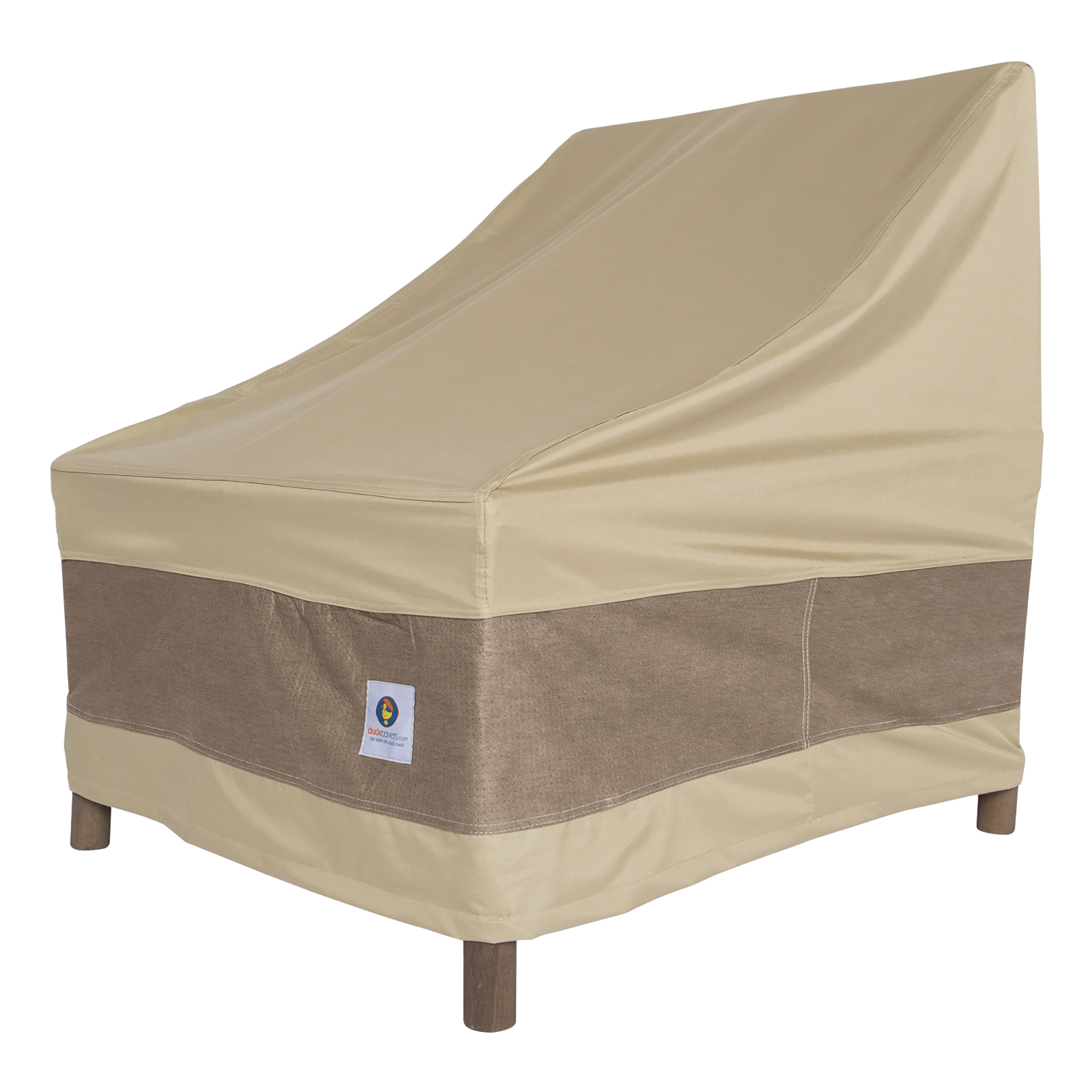 Duck Covers Elegant 29 in. W Patio Chair Cover