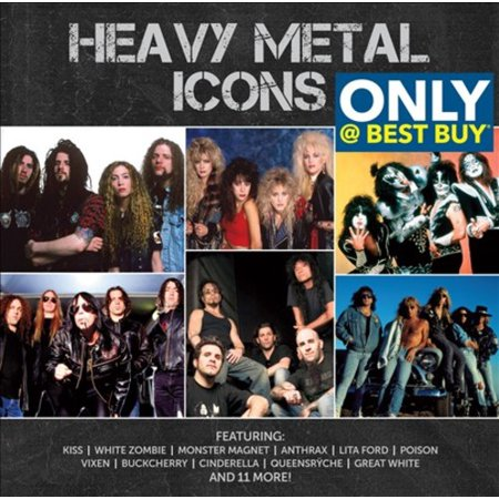 HEAVY METAL ICONS [ONLY @ BEST BUY]