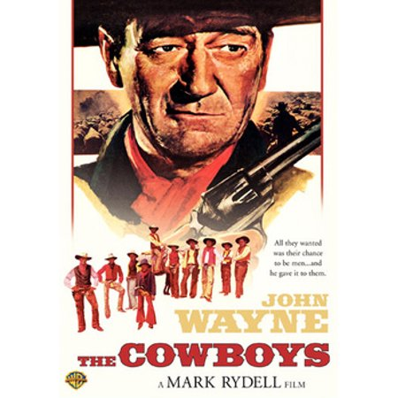 The Cowboys (DVD)