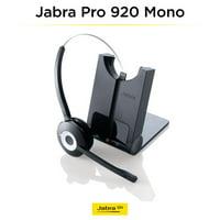 Jabra PRO 920 Mono Wireless Headset w/ Ambient Noise Reducing Speakers