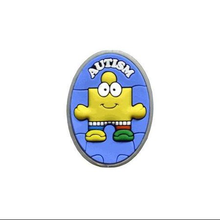 AllerMates Kids Medical Charm - Autism Children's Medic Alert Awareness Bracelet Accessory (Autism Charms)