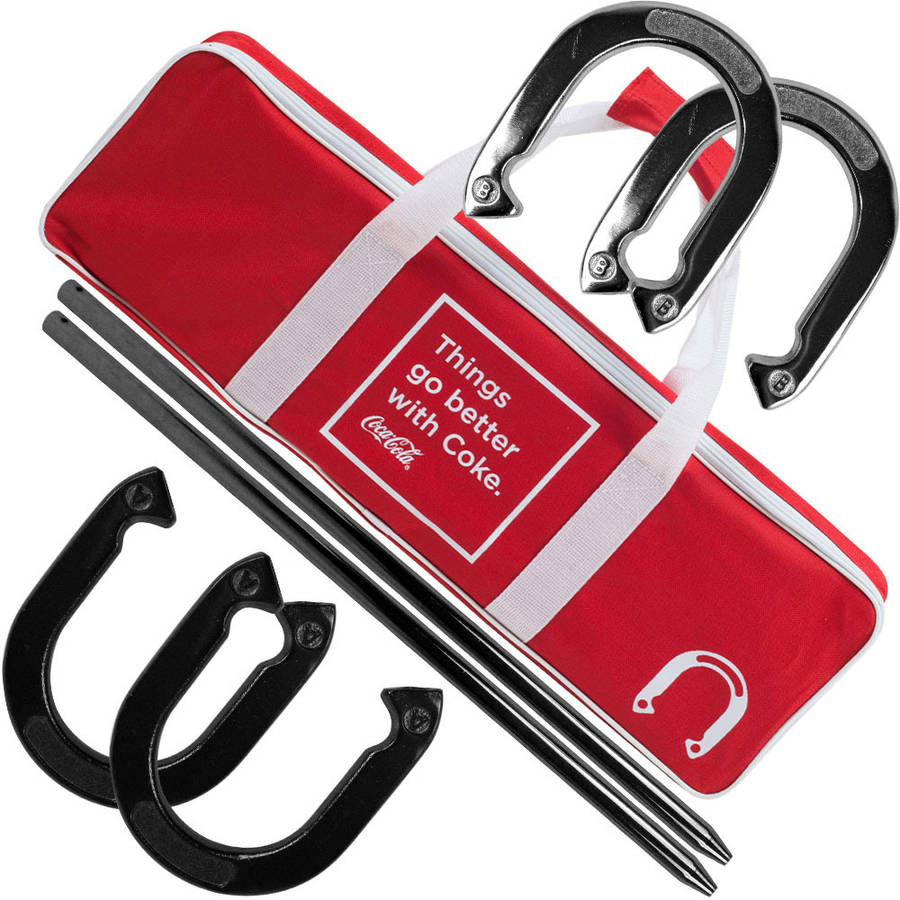 Licensed Horseshoe Set with Carrying Case