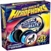 You-Build-It Headphones These light-up headphones flash to the beat of your music! Kids build cool, customizable headphones and learn about electricity, sound and technology. No tools required. That rocks!