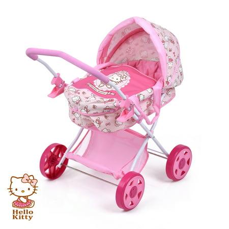 Kitty Baby Doll (Hello Kitty Doll Pram for Baby)