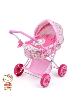 08ad06a4f Product Image Hello Kitty Doll Pram for Baby Dolls