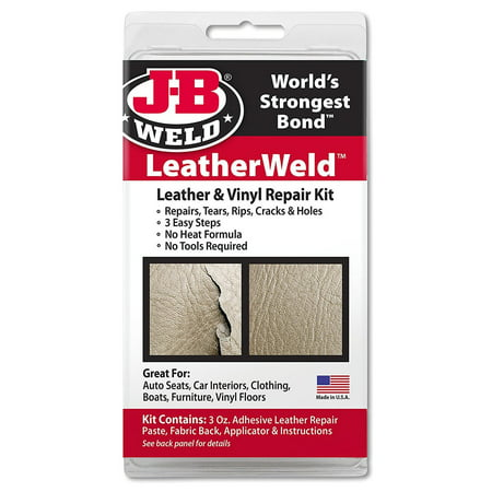 JB Weld 2130 Vinyl and Leather Repair Kit