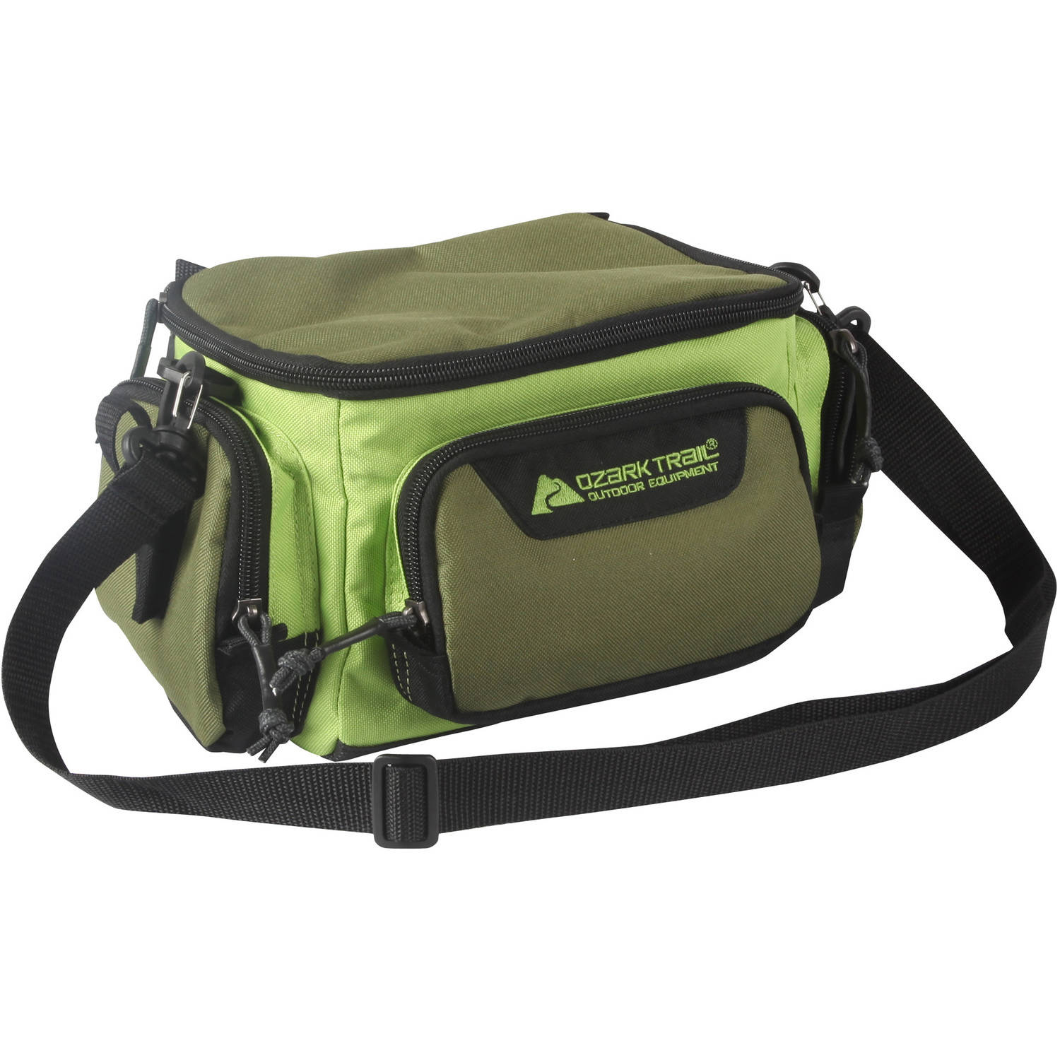 Ozark Trail Soft-Sided Tackle Bag, Green by WESTFIELD OUTDOOR INC