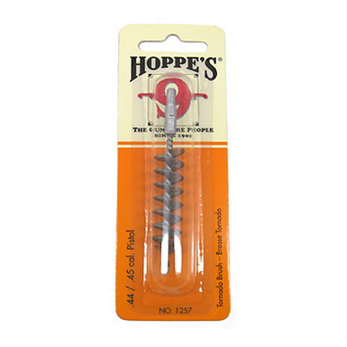Hoppes Tornado Brush 1257 .45 Caliber Tornado Card