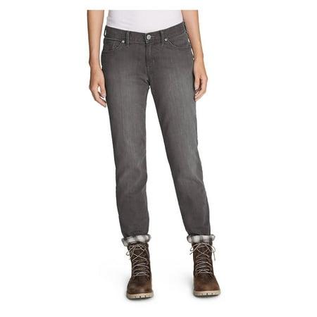 Eddie Bauer Women's Boyfriend Flannel-Lined Jeans Eddie Bauer Furniture Store