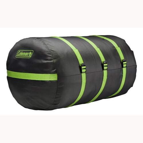 Coleman Compression Sack Sleeping Bags Watertight Design w  Sealing Ring Keeps Water Out by Coleman