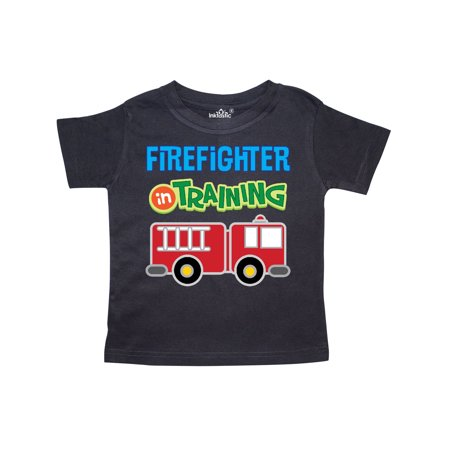 Future Firefighter Kids Fireman Toddler T-Shirt](Firefighter Kids)