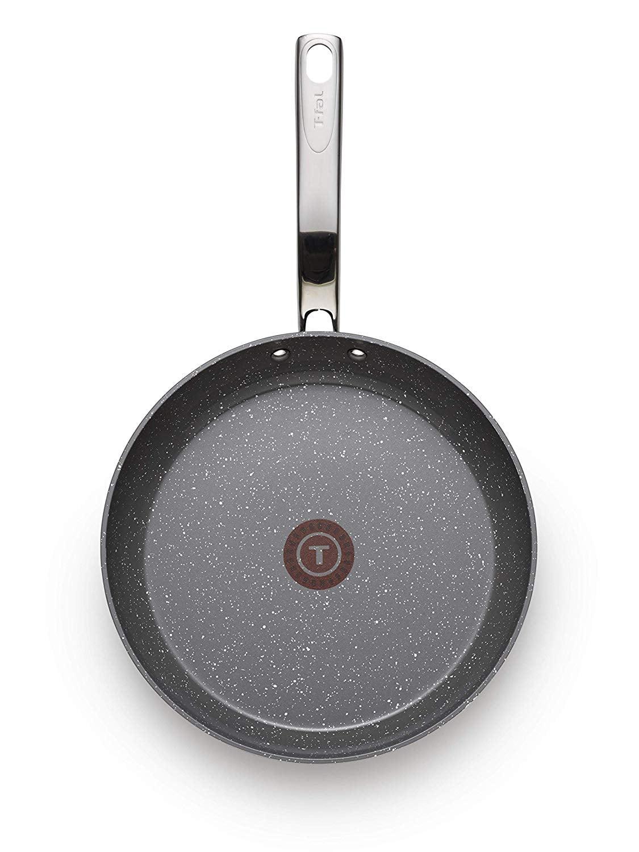 20 SQ Professional NEA Range Marbell Impact Frying Pan Black
