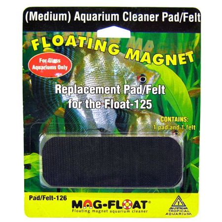 Mag Float Replacement Pad and Felt for Glass Mag-Float Replacement Pad and Felt for Glass Mag-Float - 125