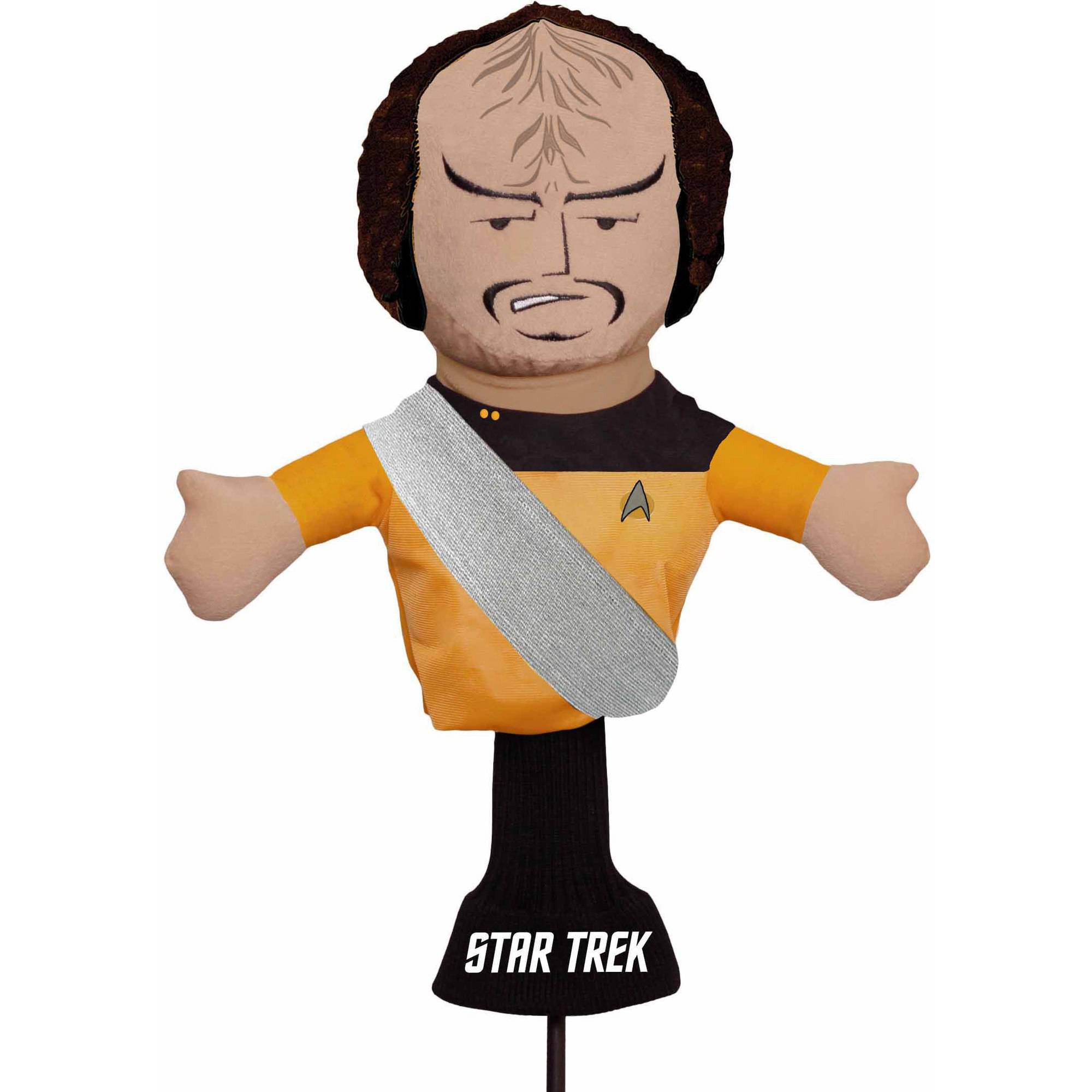 Creative Covers For Golf Star Trek Klingon Driver Headcover