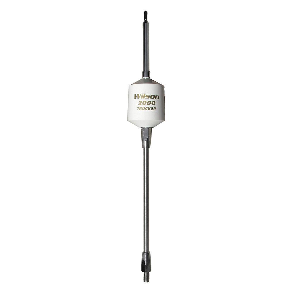 Wilson Antenna, Center Load, 49inH, White 305-497