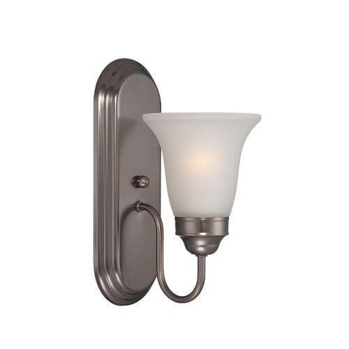 Thomas Lighting Homestead One Light Bath Lamp in Oiled Bronze