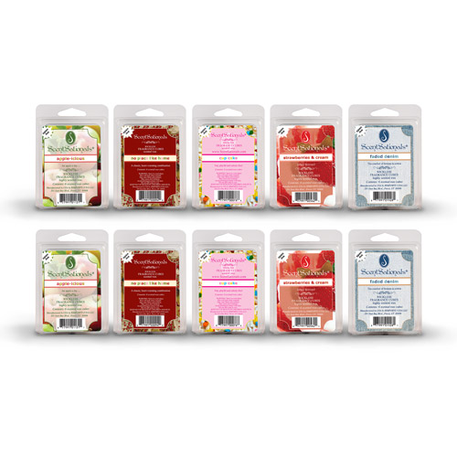 ScentSationals Wax Cubes, Americana, 10pk