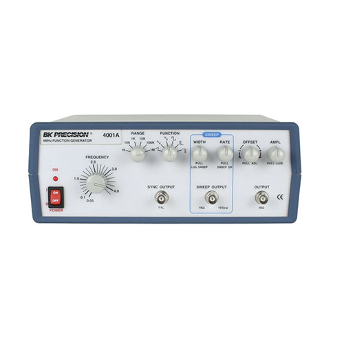 BK Precision 4001A 4 MHz Sweep/Function Generator