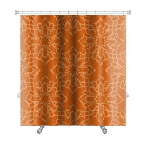 Gear New Slide Ramadan Greetings Graphic Premium Shower Curtain