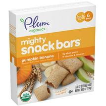 Baby & Toddler Snacks: Plum Organics Mighty Snack Bars