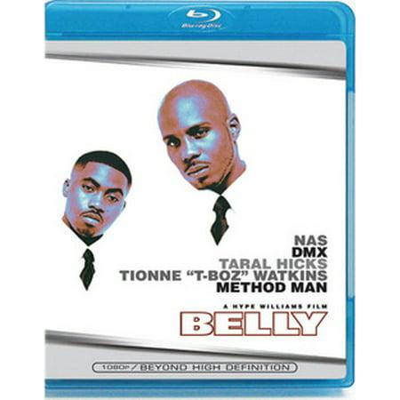 Belly (Blu-ray) (Belly Fat Dvd)