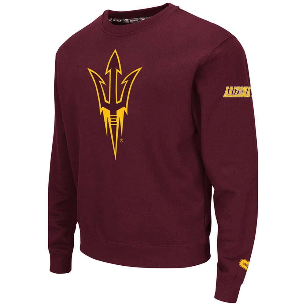 Arizona State Sun Devils Zone II Crew Sweatshirt