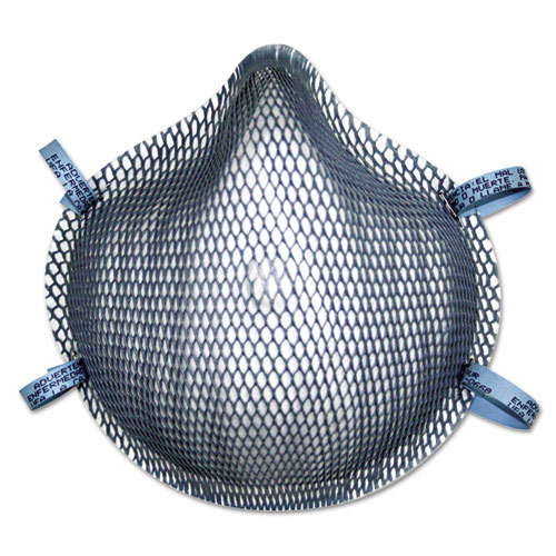 Dirt Dawgs N95 Particulate Respirator, Medium Large by Moldex®