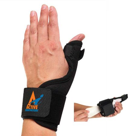 Active Innovations Moldable Thumb Spica Splint Small 5 6