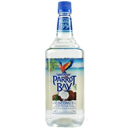 Captain Morgan Parrot Bay Coconut Rum, 1.75L