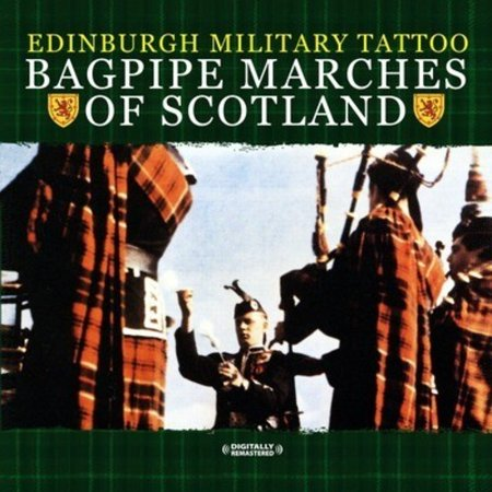 Bagpipes of Scotland (CD) (Scottish Celtic Bagpipes)