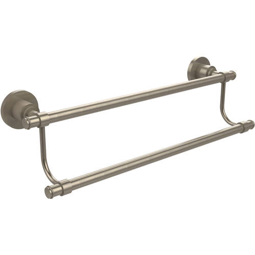 "Washington Square Collection 18"" Double Towel Bar (Build to Order)"
