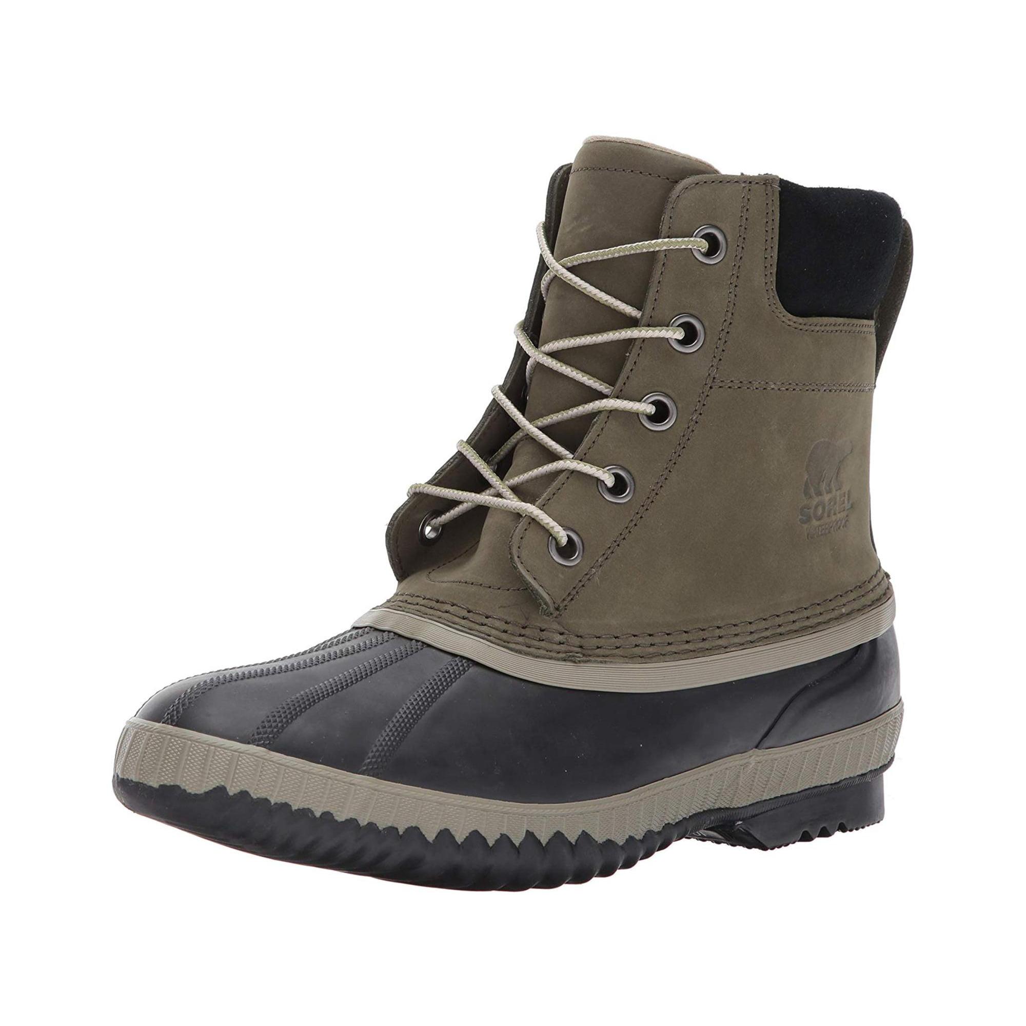6eadf9d36df Sorel Men's Cheyanne Ii Snow Boot Nori Black | Walmart Canada