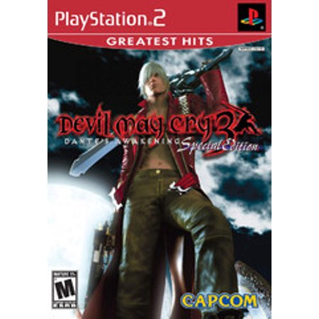 Devil May Cry 3 Special Edition - PS2 Playstation 2