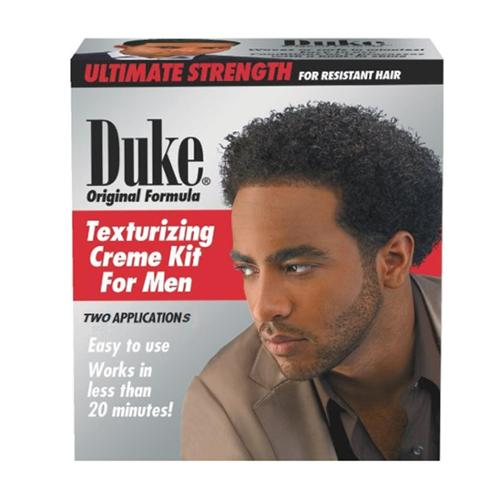 Duke Texturizing Creme Kit for Men Ultimate Strength (Pack of 2)