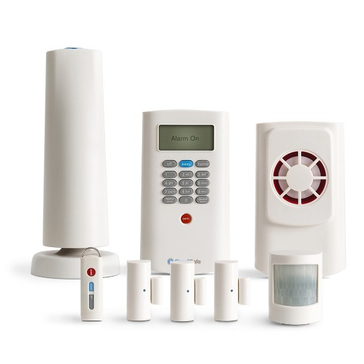 Simplisafe Classic Home Security System Smoke Detector Water