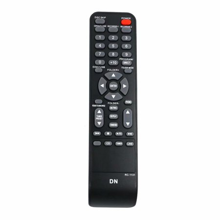 New Remote replacement RC-1131 for DENON Audio System PMA-510AE PMA-710AE -  AIDITIYMI